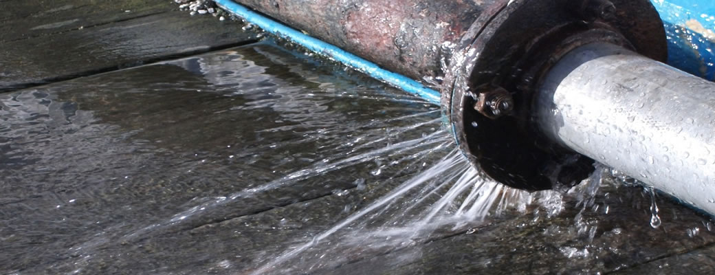 tuzla su Kaçağı