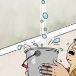 eviniz tavanında su sızıntısı mı var?